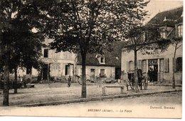 BRESNAY - La Place - Andere Gemeenten