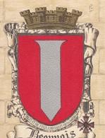 Oise - Beauvais - Blason - Beauvais