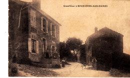 Bouxières Aux Dames. Grand'Cour. - France