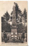 CPA  De  MOYEUVRE-GRANDE  (57)  -  Monument Commémoratif Des Soldats Français  (Vieux  Cimetière)  //  BE - Monuments Aux Morts