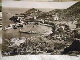 ITALIE/ TOSCANA/ - Isola Del Giglio - Porto- Panorama (voyagée 1959) - Grosseto