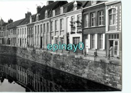 59 - BERGUES - Flandre Maritime - Quai   - PHOTOGRAPHE ROBERT PETIT - ATLAS-PHOTO - Lieux