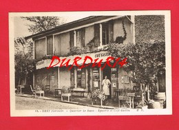 [33] Gironde   > OMET Quartier Le Bizoc Epicerie Et Café Gaston - France