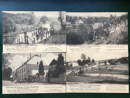 Longlier/-Notre-Dame Des Ardennes,filiale Du Mont Thabor-au Pays Du Cerf Et Du Sanglier-12 Cpa - Neufchâteau