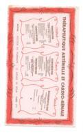 Buvard Pharmaceutique - Thérapeutique Artérielle Et Cardio Rénale - Produits Pharmaceutiques
