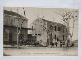 Mallemort. Hôtel Du Cours. Postes Et Télégraphes - Mallemort