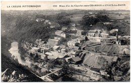 23 Mines D'or Du Chatelet Entre CHAMBON Et EVAUX-les-BAINS - Andere Gemeenten