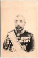 JAPON - General Oku, Commander Of The Second Army - Japón