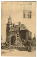 Gleixhe - Château De Haultepenne - Circ. 1925 - Edit. Hayet-Faymonville, Verviers - 2 Scans - Flémalle