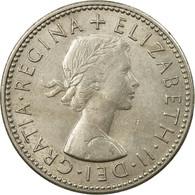 Monnaie, Grande-Bretagne, Elizabeth II, Shilling, 1966, TB+, Copper-nickel - 1902-1971 : Monnaies Post-Victoriennes