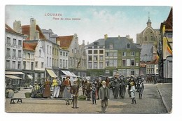 Leuven - Place Du Vieux Marche. - Leuven