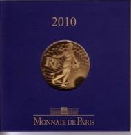 Pièce En Or De 500 Euro 2010 - Francia