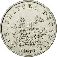 Monnaie, Croatie, 50 Lipa, 2009, TTB, Nickel Plated Steel, KM:8 - Croatie