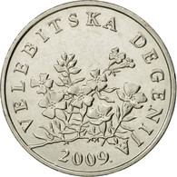 Monnaie, Croatie, 50 Lipa, 2009, TTB, Nickel Plated Steel, KM:8 - Croatia