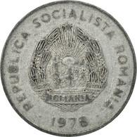 Monnaie, Roumanie, 5 Lei, 1978, TB+, Aluminium, KM:97 - Roumanie