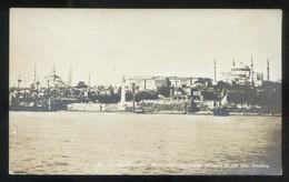 Constantinople. *Mosquées Du Sultan Ahmed Et De Ste. Sophie* Ed. J. Ludwigsonn Nº 47. Nueva. - Turquia