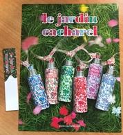 CC Carte 'CACHAREL' 'AMOR AMOR' 'LE JARDIN CACHAREL' Perfume Card 1 EX.! - Cartes Parfumées