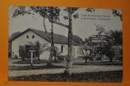 Douala - Café Restaurant FAVRAT - Cameroun