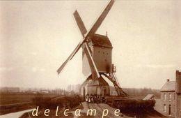 LIER (Antwerpen) - Molen/moulin - Fraaie Opname Van De Pettendonkmolen Langs De Nete, Vernield In 1914 - Lier