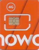 NoWo - Mini/Micro/Nano SIM Card 4G - Portugal (NOT USED) - Portugal