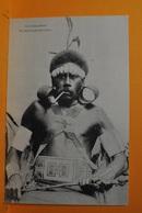 Iles Salomon - Un Chef En Grande Tenue - Solomon Islands