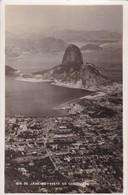 RIO DE JANEIRO. VISTA DO CORCOVADO. BRASIL. WESSEL. CIRCA 1930s NON CIRCULEE- BLEUP - Rio De Janeiro