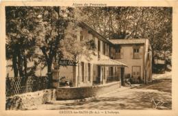GREOUX LES BAINS L'AUBERGE - Gréoux-les-Bains