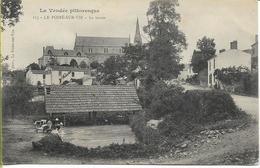 LE POIRE SUR VIE  Le Lavoir - Poiré-sur-Vie