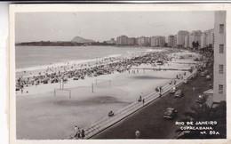 RIO DE JANEIRO. COPACABANA. BRASIL. CIRCA 1930s NON CIRCULEE- BLEUP - Rio De Janeiro