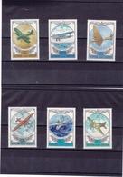 URSS 1978 AVIONS  PA 132-137 Yvert NEUF** MNH - 1923-1991 URSS