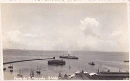 FORTE DE S MARCELO. BAHIA. BRASIL. CIRCA 1930s NON CIRCULEE- BLEUP - Brazilië