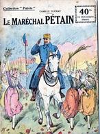 """Collection """"Patrie"""". Rouff. Guerre 1914-1918. N°146 Le Marechal Pétain - Guerre 1914-18"""