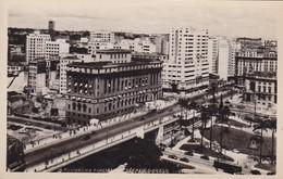 PANORAMA PARCIAL SAO PAULO. FOTOPOSTAL COLOMBO. BRASIL. CIRCA 1930s NON CIRCULEE- BLEUP - São Paulo
