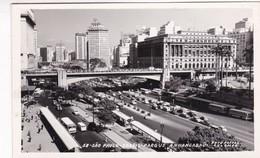 PARQUE ANHANGABAU. SAO PAULO. FOTOPOSTAL COLOMBO. BRASIL. CIRCA 1930s NON CIRCULEE- BLEUP - São Paulo