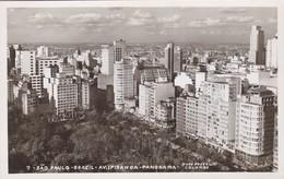 SAO PAULO. AV IPIRANGA, PANORAMA. FOTO COLOMBO. BRASIL. CIRCA 1930s NON CIRCULEE- BLEUP - São Paulo