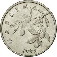Monnaie, Croatie, 20 Lipa, 1993, TTB, Nickel Plated Steel, KM:7 - Croatie
