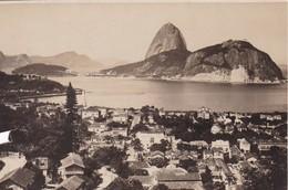 RIO DE JANEIRO. PAO DE ASSUCAR. PRAIA DE BOTAFOGO. BRASIL. CIRCA 1910s NON CIRCULEE- BLEUP - Rio De Janeiro