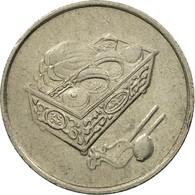 Monnaie, Malaysie, 20 Sen, 2004, TB+, Copper-nickel, KM:52 - Malaysie