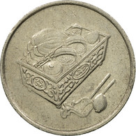 Monnaie, Malaysie, 20 Sen, 2004, TB+, Copper-nickel, KM:52 - Malaysia