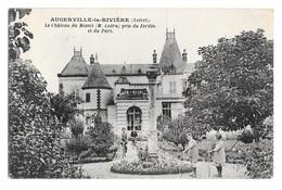 (22118-45) Augerville La Rivière - Le Château Du Mesnil - Other Municipalities