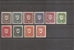 Cameroun ( Taxes 25/34 X -MH) - Cameroun (1915-1959)