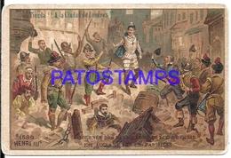 102585 ARGENTINA BUENOS AIRES PUBLICITY TIENDA A LA CIUDAD DE LONDRES MARZO 1905 BREAK NO POSTAL POSTCARD - Advertising