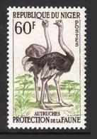 Niger Yvert 106 ** Autruches Ostriches - Autruches
