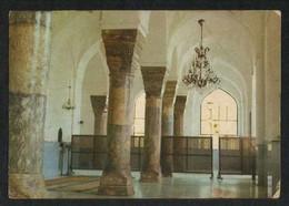 IRAQ Picture Postcard Interior Of Al Keilanin Mosque Baghdad  View Card - Iraq