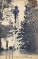 France 1931 Picture Postcard Phare De La Coubre With 40 C. Exposition Coloniale Internationale - Francia