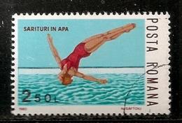 ROUMANIE     N°   3459    OBLITERE - 1948-.... Republics