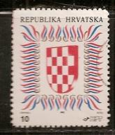 CROATIE BIENFAISANCE  N° 10   OBLITERE - Croatie