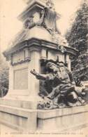 86 - POITIERS - Détail Du Monument Commémoratif De 1870 - Poitiers