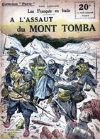 """Collection """"Patrie"""". Rouff. Guerre 1914-1918. N° 74 A L'assaut Du Mont Tomba - War 1914-18"""