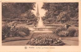 NIVELLES - Le Parc - La Fontaine Lumineuse - Nivelles